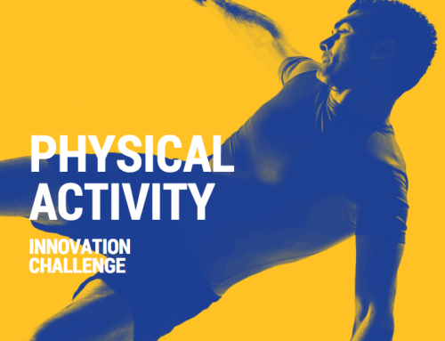 VicHealth Innovation Challenge – Getting more Victorians physically active.