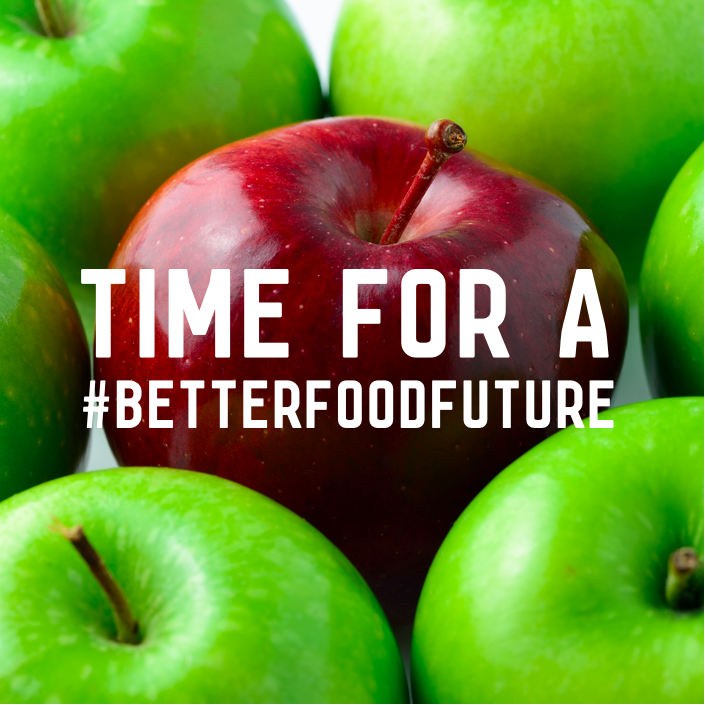 time for better food future 2