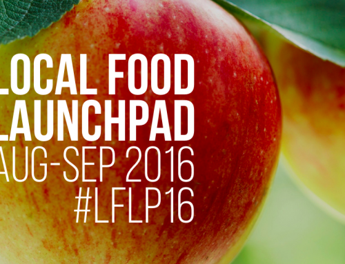 Local Food Launchpad 2016 with City of Melbourne